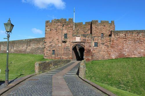carlisle castle cumbria