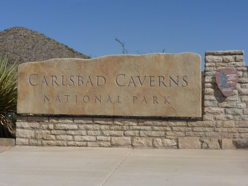 carlsbad caverns nevada new mexico
