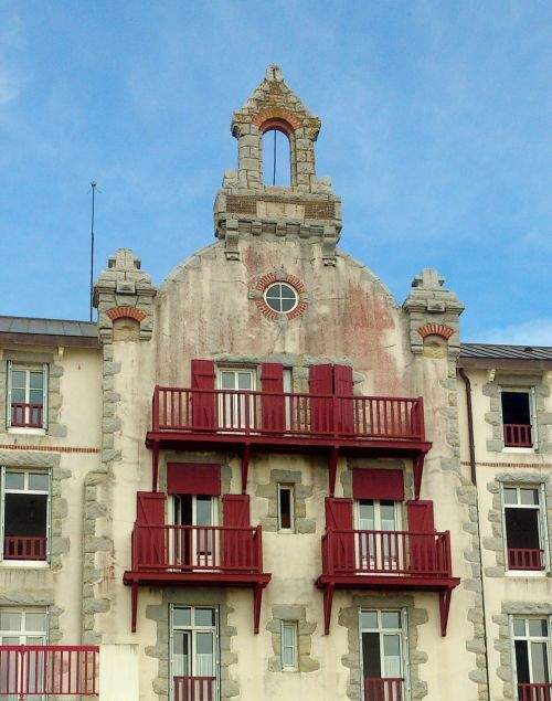 carnac france buildings