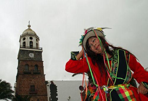 carnaval woman costume