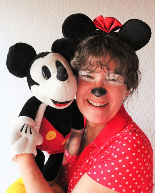carnival minnie and mickey micky mouse