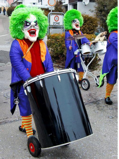 carnival costume mask