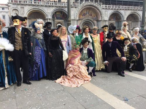 carnival venezia italy