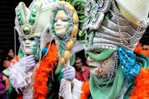 carnival events masks