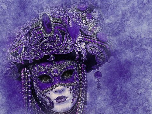 carnival mask disguise