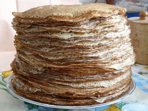 carnival pancakes holiday