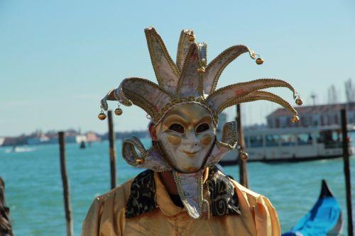 carnival harlequin venezia