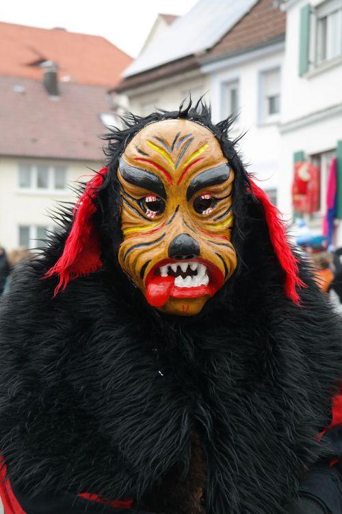 carnival masks street carnival