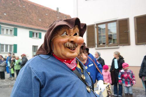 carnival mask bauer