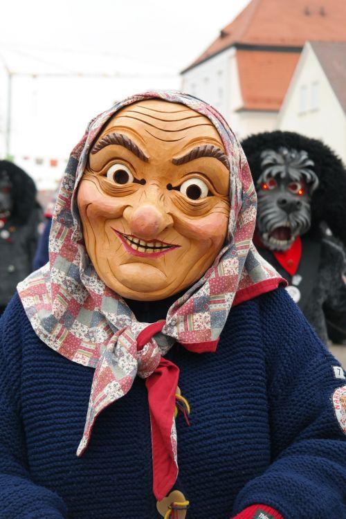 carnival mask panel