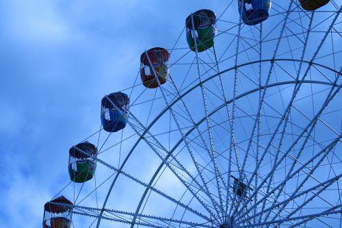 carnival ferris wheel fair