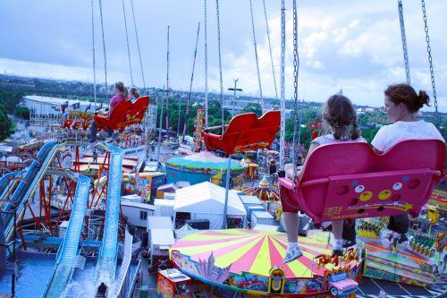 carnival carnival ride fair