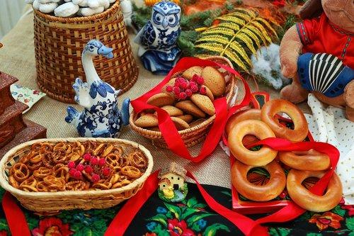 carnival  bagels  food
