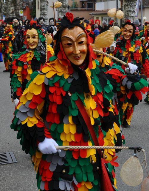 carnival move colorful
