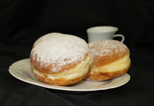 carnival donut sweet dish