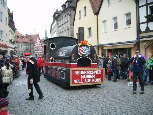 carnival shrove monday parade