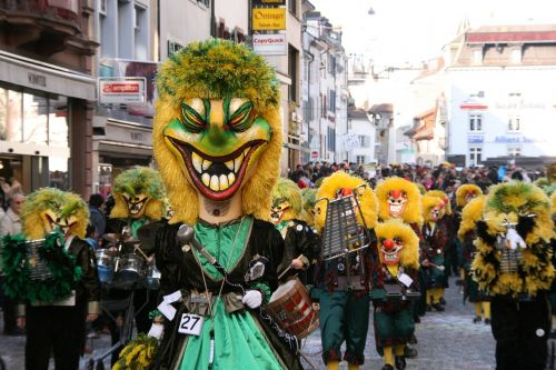 carnival switzerland tradition