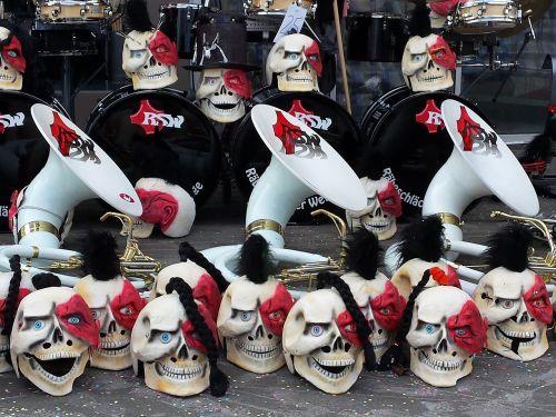 carnival mask festival