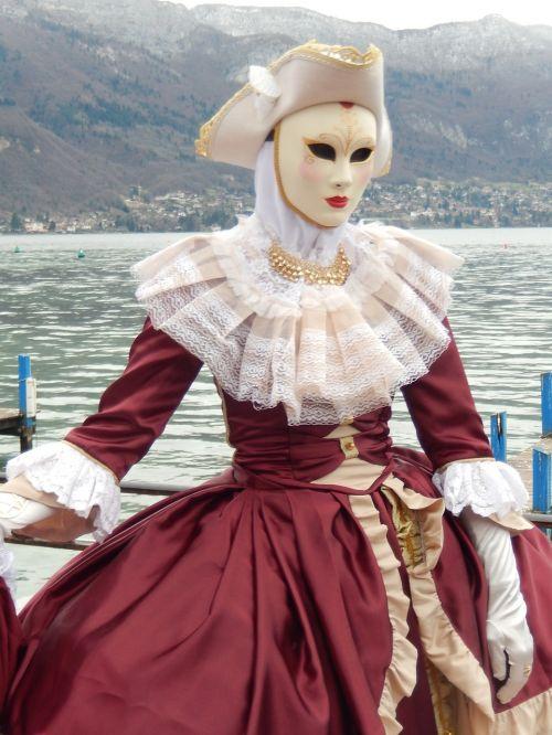 carnival annecy mask festival