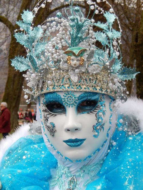 carnival annecy mask disguise