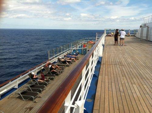 carnival cruise relax vacation