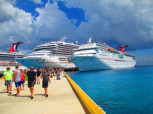 carnival freedom carnival paradise puerto maya
