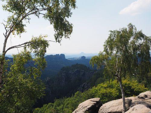 carola rocks elbe sandstone hike