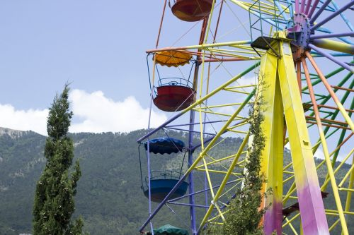 carousel mountains entertainment