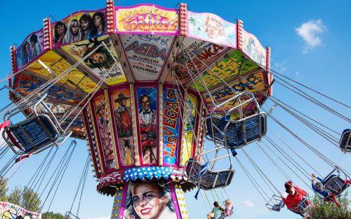 carousel chain carousel ride