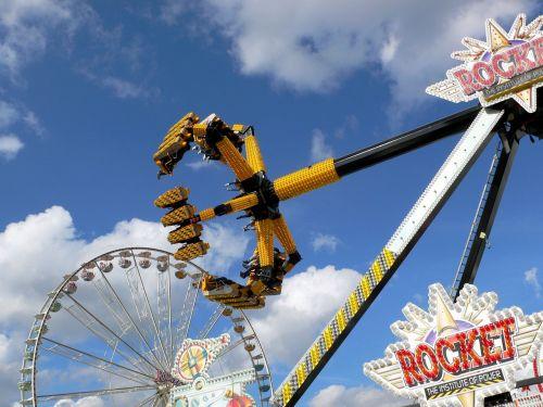 carousel year market rocket
