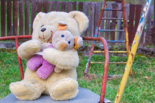 carousel teddy toys