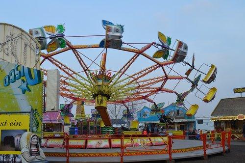 carousel  photography  fair