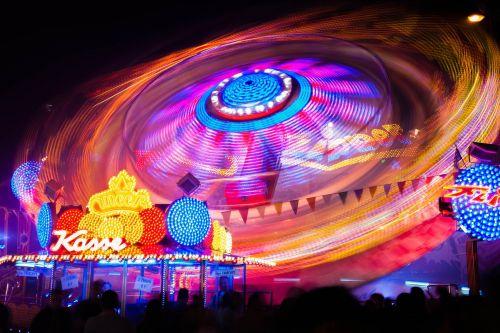 carousel folk festival fair
