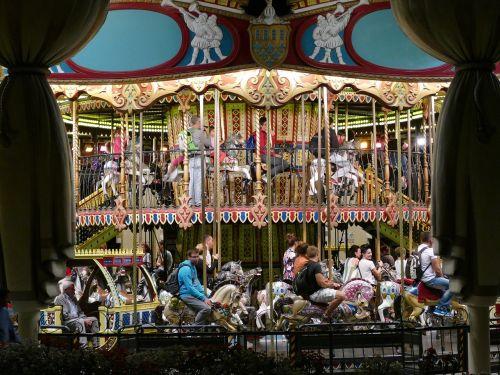 carousel children folk festival