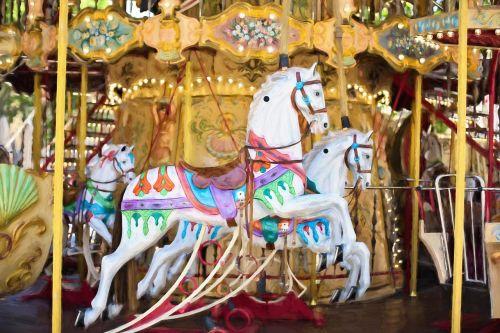 carousel horses carousel horse