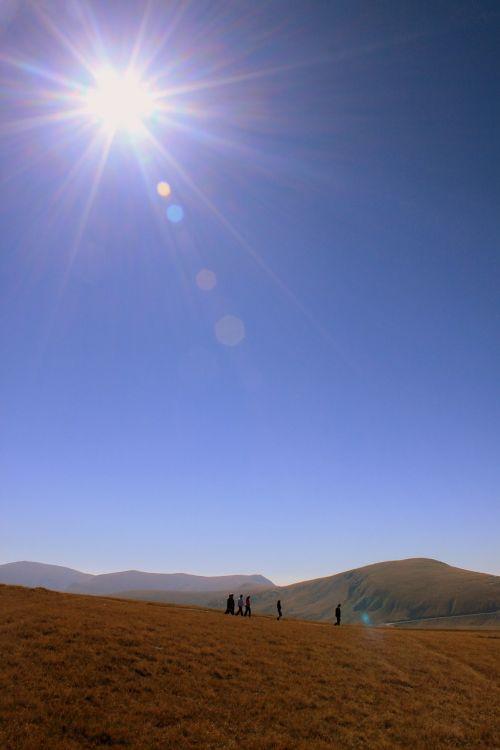 carpathian light mountains