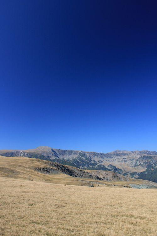 carpathian mountains parang