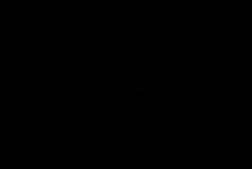 carpenter  carpentry  icons
