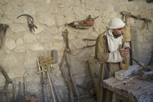carpenter israel ancient