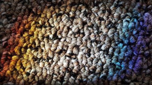 carpet fabric prism