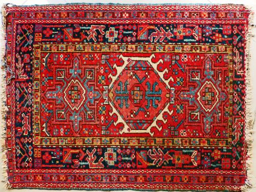 carpet persians red
