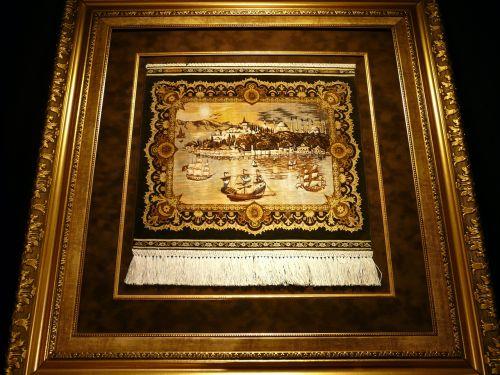 carpet oriental carpet kappadokischer carpet