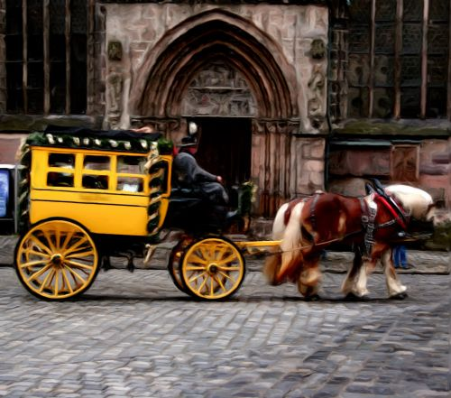 Carriage In Germany