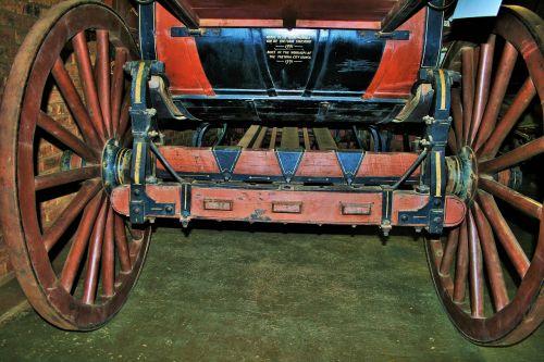 carriage wheels wheels round