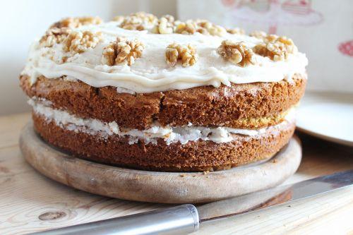 carrot cake cake baking