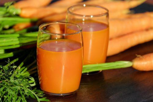 carrot juice juice carrots