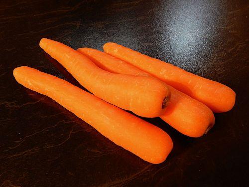 carrots vegetables food