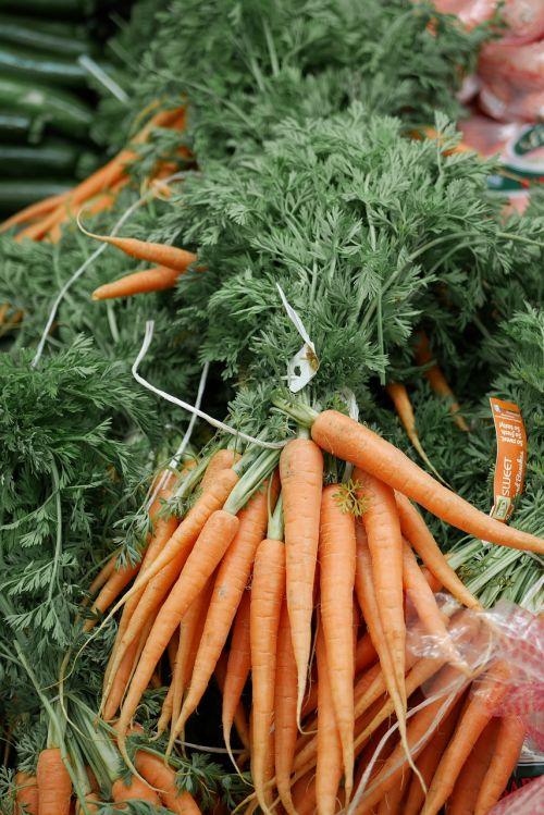 carrots new zealand