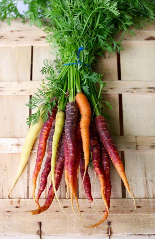 carrots veg vegetables