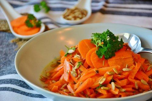 carrots  carrot salad  vegetables